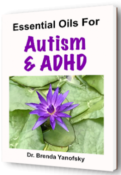 Autism and ADHD Essential Oils book image
